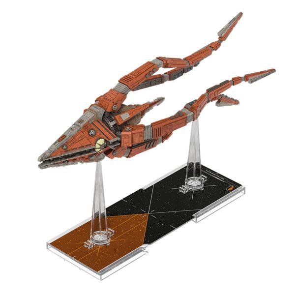 Star Wars: X-Wing 2.Ed. - Angriffsschiff der Trident-Klasse online om Shop von bigpandav.de bestellen