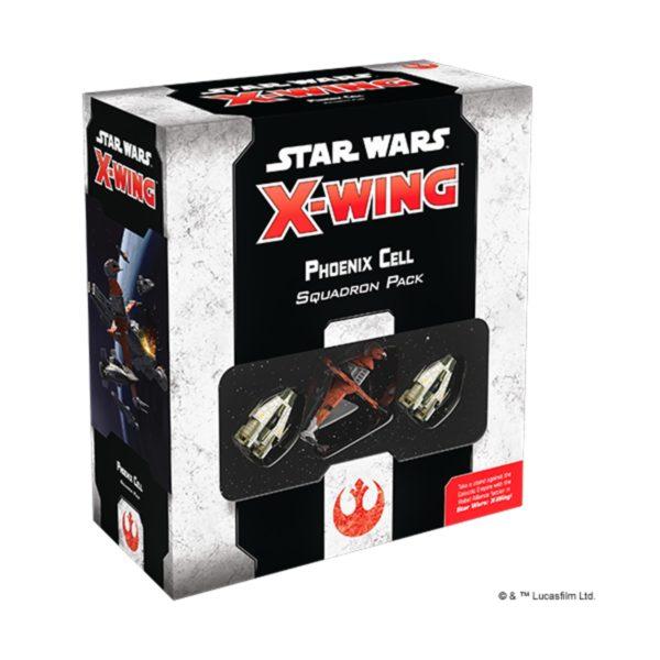 Star Wars X-Wing Phönix-Staffel - direkt online bestellen - bigpandav.de