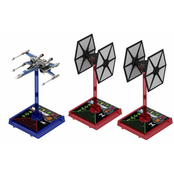 Star-Wars-X-Wing--Green-(Gruen)-Bases-and-Pegs-Expansion-Pack---SWX45_1 - bigpandav.de