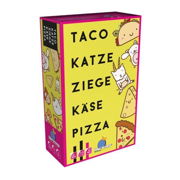 Taco Katze Ziege Käse Pizza - bigpandav.de