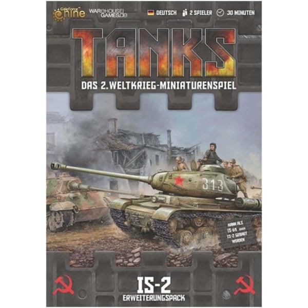 Tanks---Soviet-IS-2---IS-85-Erweiterungspack-(deutsch)_0 - bigpandav.de