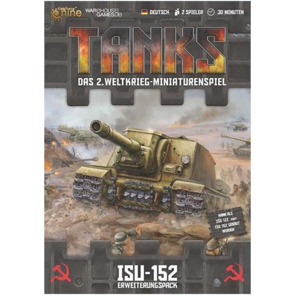 Tanks---Soviet-ISU122---ISU152-Erweiterungspack-(deutsch)_0 - bigpandav.de