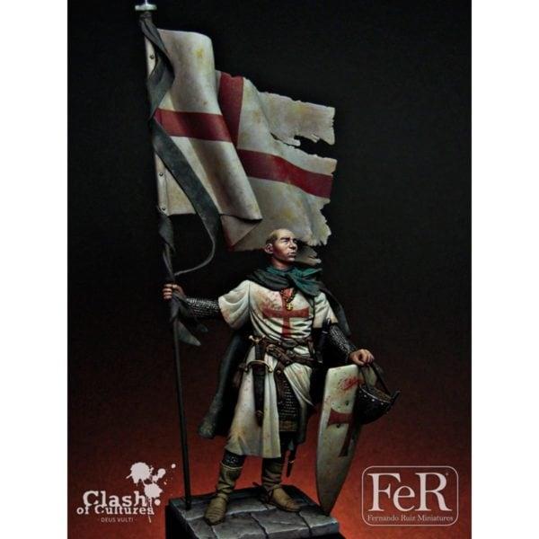 Templar-Standard-Bearer-Acre,-1191_1 - bigpandav.de