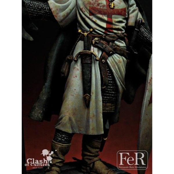 Templar-Standard-Bearer-Acre,-1191_4 - bigpandav.de