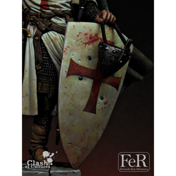 Templar-Standard-Bearer-Acre,-1191_5 - bigpandav.de
