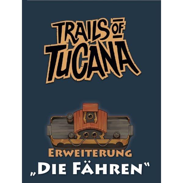 Trails of Tucana: Die Fähren [Erweiterung] - bigpandav.de