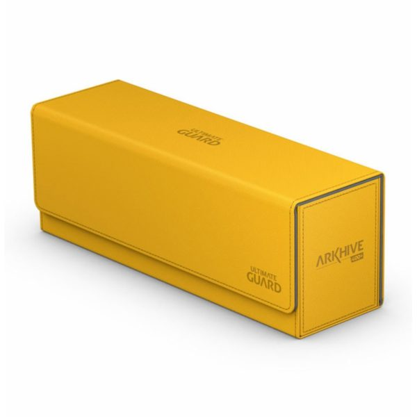 Ultimate-Guard-Arkhive-Flip-Case-400+-Standardgroeße-XenoSkin™-Bernstein_8 - bigpandav.de