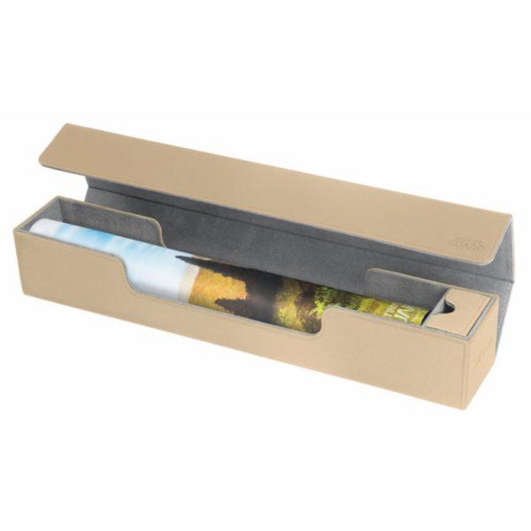 Ultimate-Guard-Flip´n´Tray-Mat-Case-XenoSkin™-Sand_1 - bigpandav.de