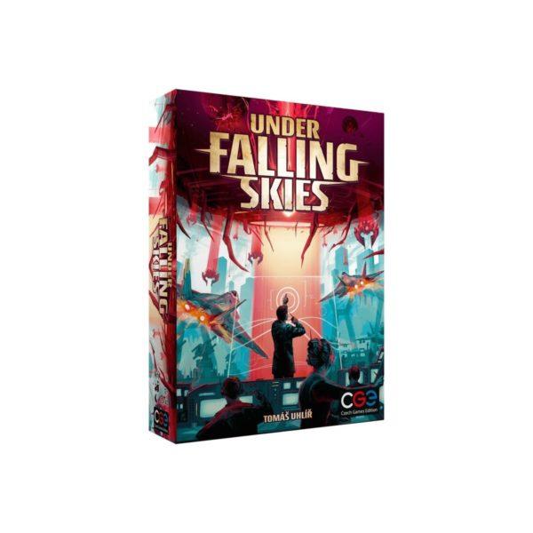 Under Falling Skies - online bei bigpandav.de kaufen