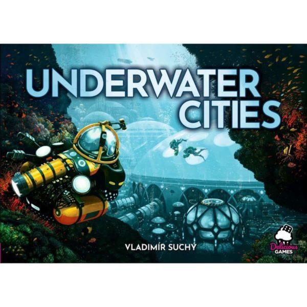 Underwater Cities - online bei bigpandav.de bestellen