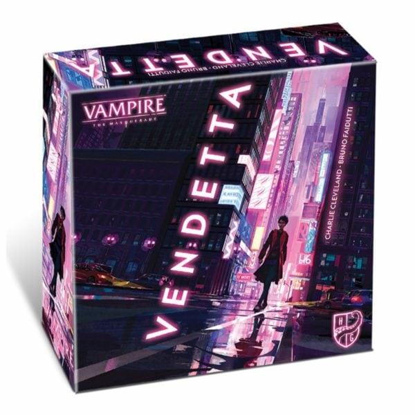 Vampire Vendetta DE - brettspiel online kaufen bei bigpandav.de