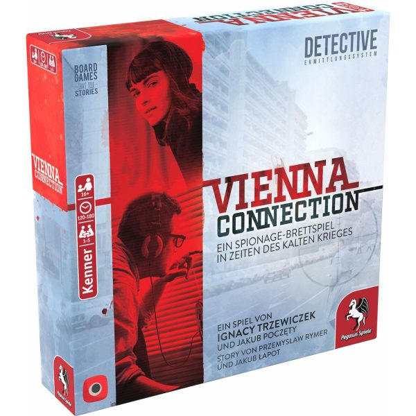 Vienna Connection bei bigpandav.de dorekt bestellen