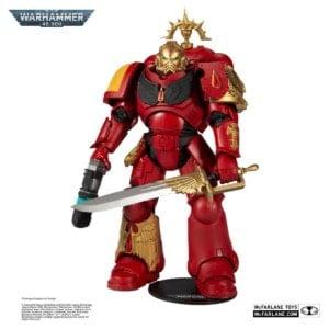 Warhammer 40k Actionfigur Blood Angels Primaris Lieutenant (Gold Label Series) 18 cm bei bigpanda online kaufen!