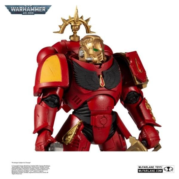 Warhammer 40k Actionfigur Blood Angels Primaris Lieutenant (Gold Label Series) 18 cm direkt bestellen bei bigpandav.de
