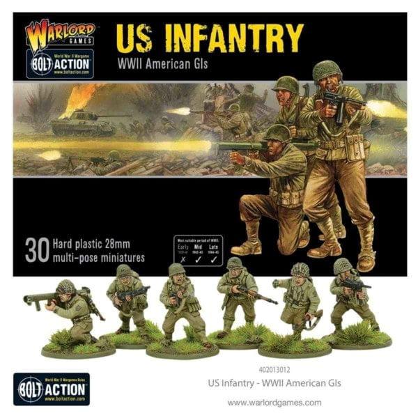 Bolt Action US Infantry bigpandav.de