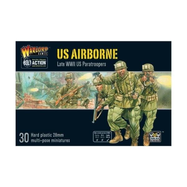 Bolt Action US Airborne bigpandav.de