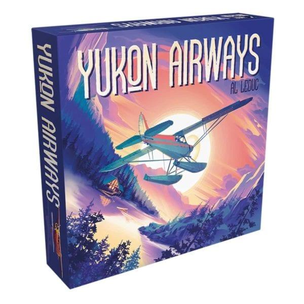 Yukon Airways - brettspiel - online kaufen - bigpandav.de