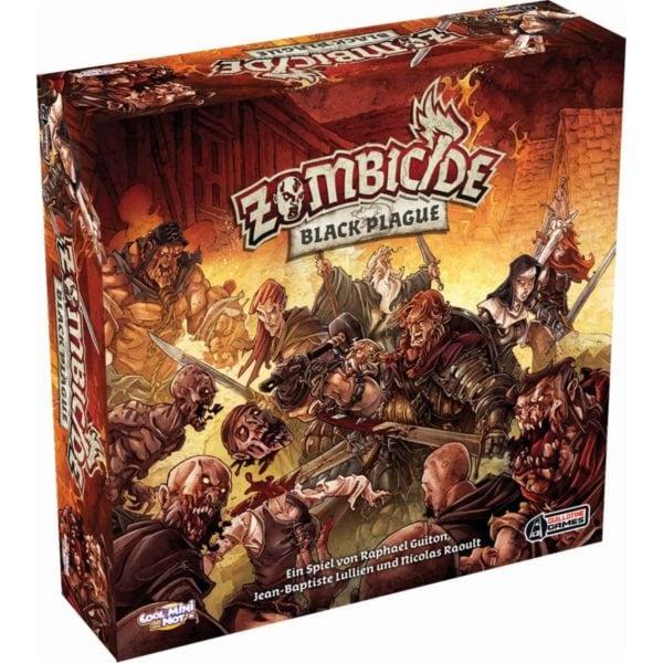 Zombicide Black Plague - bigpandav.de