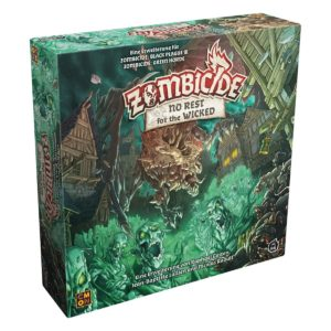 Zombicide Green-Horde No Rest for the Wicked- bigpandav.de