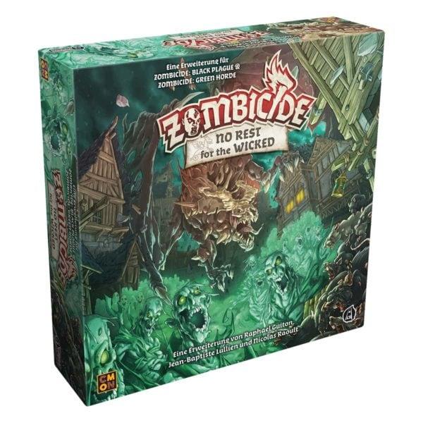 Zombicide: Green Horde - No Rest for the Wicked bei bigpandav.de online bestellen