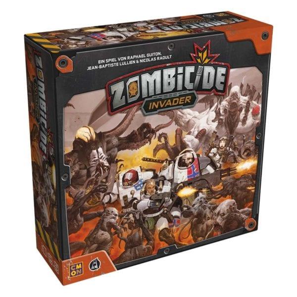 Zombicide Invader - online bestellen - bigpandav.de