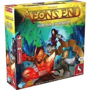 Aeon's End - Für die Ewigkeit! (Frosted Games) - online bei bigpandav.de kaufen