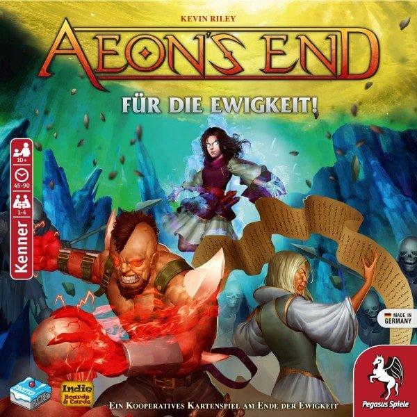 Aeon's End - Für die Ewigkeit! (Frosted Games) - online bei bigpandav.de bestellen