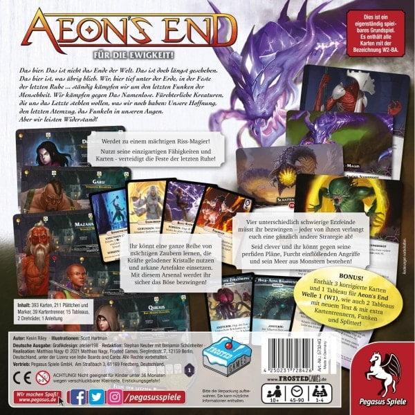 Aeon's End - Für die Ewigkeit! (Frosted Games) - online bei bigpandav.de direkt kaufen