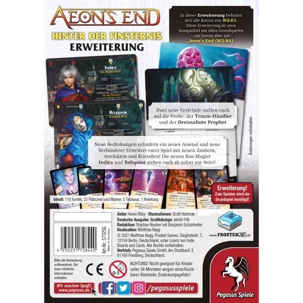 Aeon's End: Hinter der Finsternis [Erweiterung] - bei bigpandav.de online shoppen
