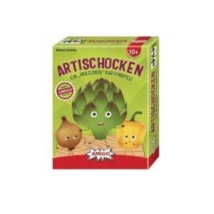 Artischocken - Kartenspiel - bigpandav.de