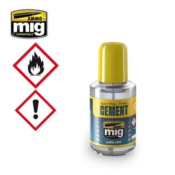 Ammo of Mig - Extra Thin Cement online bei bigpandav.de bestellen