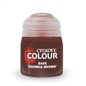 Base Thondia Brown - Farben bei bigpandav.de online kaufen