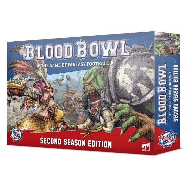 Blood Bowl Grundspiel: Edition zweite Spielzeit - online bei bigpandav.de bestellen