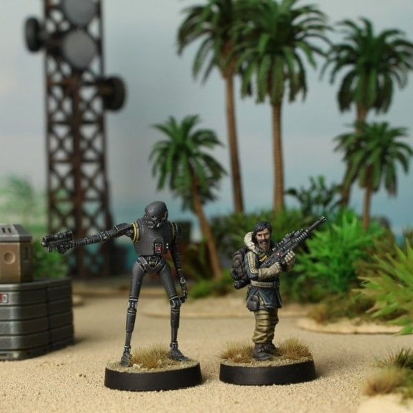 Star Wars: Legion – Cassian Andor und K-2SO bei BIG PANDA V im Shop!