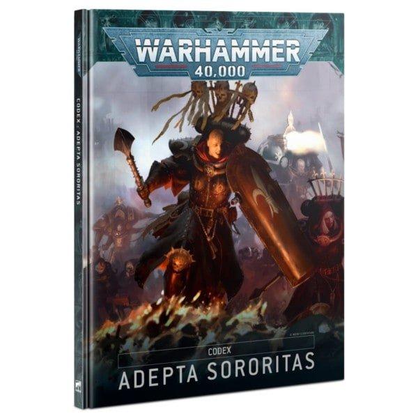 Codex Adepta Sororitas im Onlinehsop von bigpandav.de kaufen