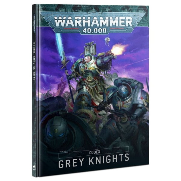 Codex Grey Knights - online bei bigpandav.de bestellen