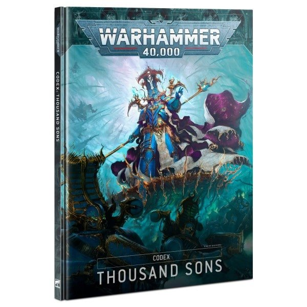 Codex Thousand Sons - online kaufen - bigpandav.de