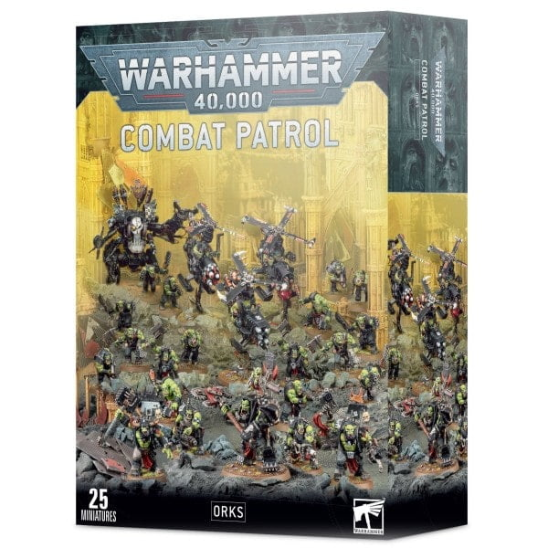 Warhammer 40.000 Kampfpatrouille Orks sofort online bestellen bei bigpandav.de