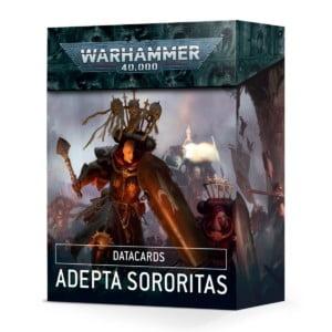 Datakarten Adepta Sororitas online bei bigpandav.de bestellen