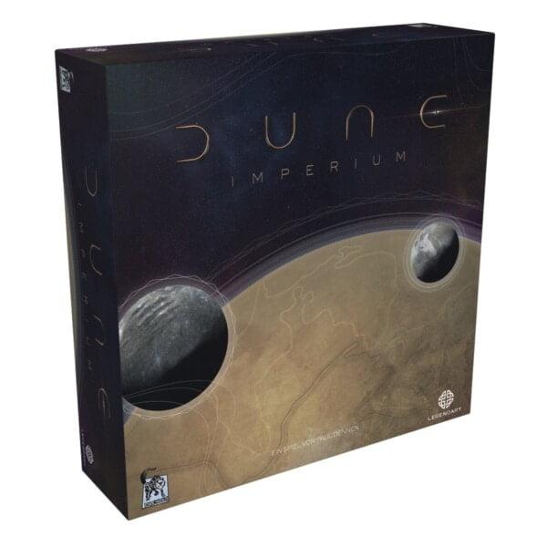 Dune Imperium - Das Brettspiel - bei bigpandav.de im Onlinehsop bestellen