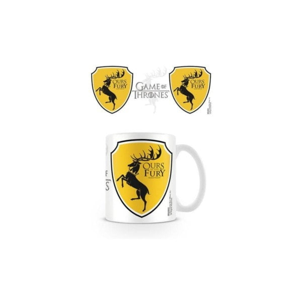 Game of Thrones Tasse Baratheon bie bigpandav.de online kaufen!