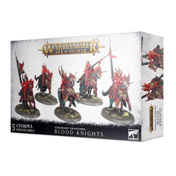Soulblight Gravelords Blood Knights bei bigpandav.de im Onlineshop bestellen