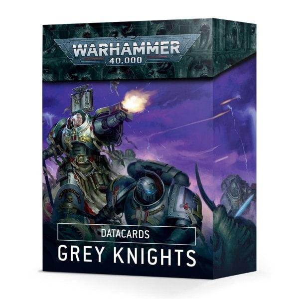 Warhammer 40.000 Datakarten Grey Knights online bei bigpandav.de kaufen