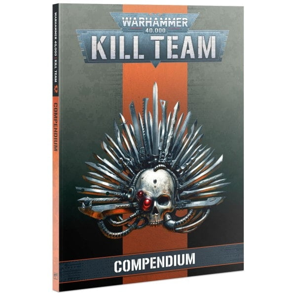 Warhammer 40.000 Kill Team Kompendium - Buch - online kaufen bei bigpandav