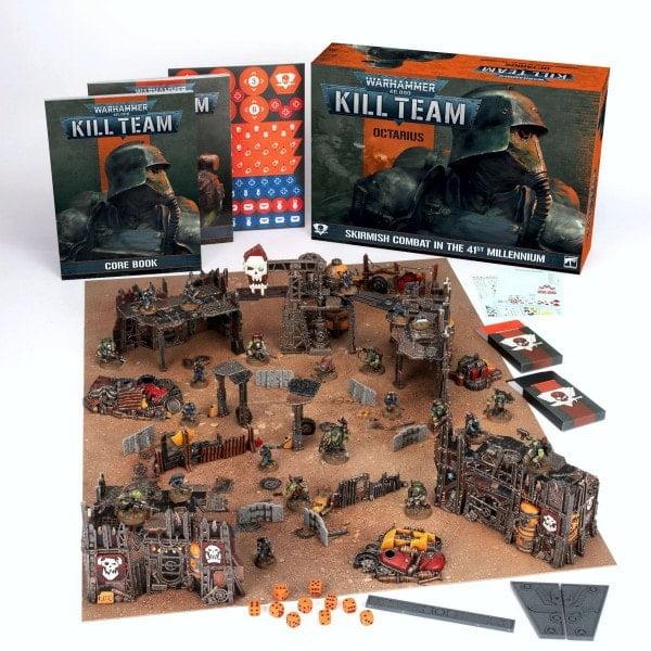 Warhammer 40.000: Kill Team Octarius - bei bigpandv.de bestellen