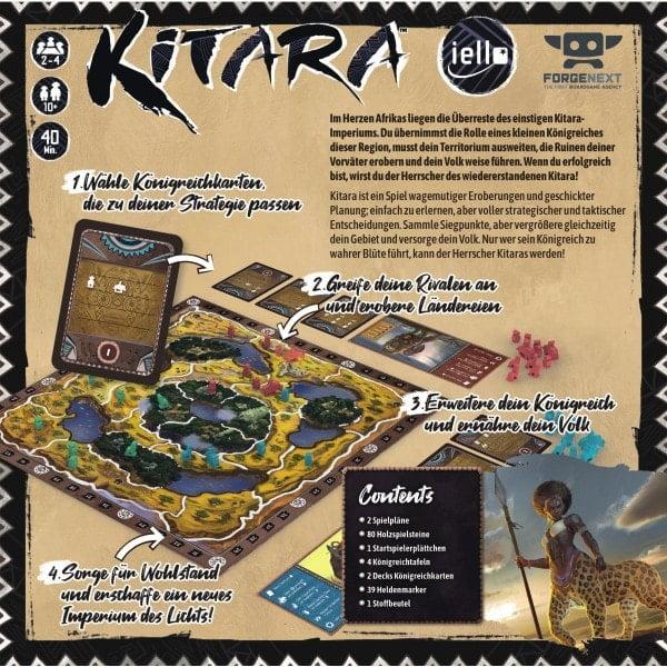 Kitara ein Brettspiel bei bigpandav.de bestellen