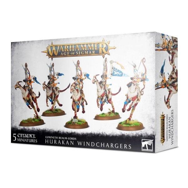 Lumineth Realm-lords Hurakan Windchargers bei bigpandav.de online bestellen