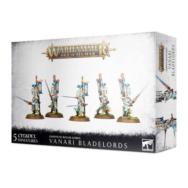 Lumineth Realm-lords Vanari Bladelords im Onlineshop von bigpandav.de kaufen!