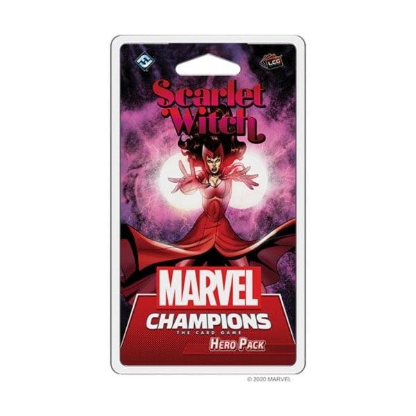 Marvel Champions: Das Kartenspiel - Scarlet Witch online bestellen bei bigpandav.de