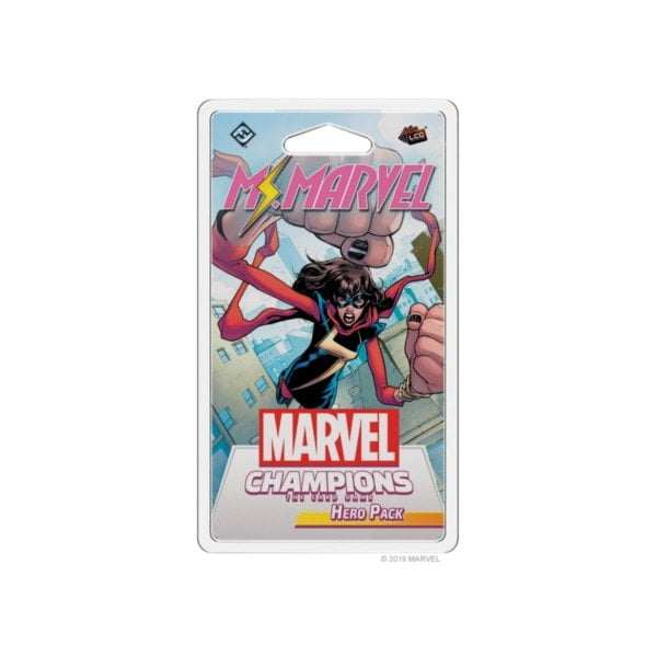 Marvel Champions Ms. Marvel. Kartenspiel bigpandav.de